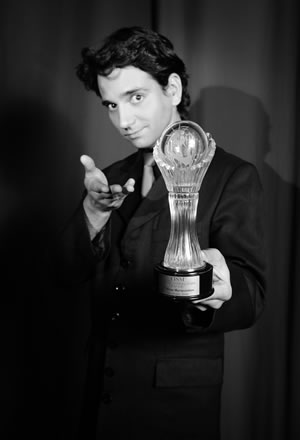 David sousa, ilusionista, magico, magician, fism, close up, manipulacao